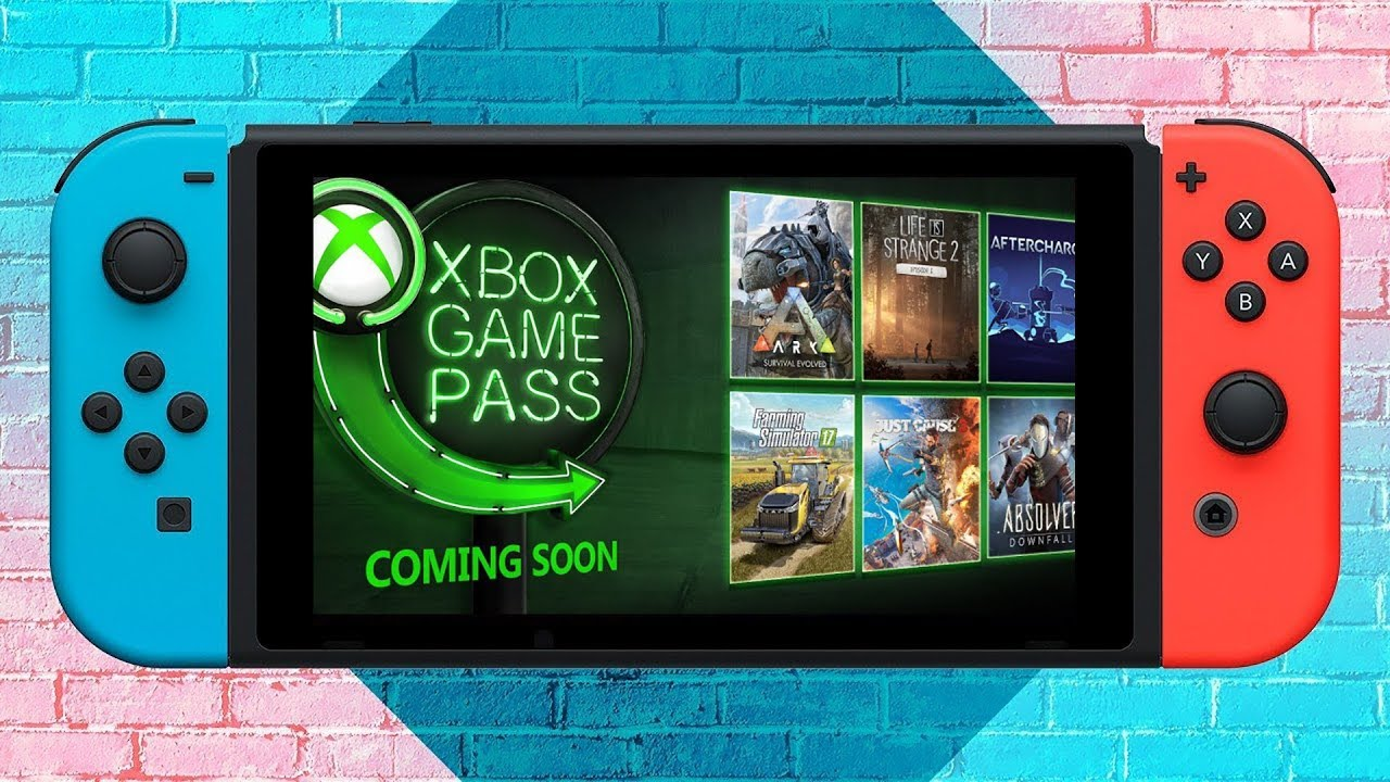 Rumor Xbox Game Pass X Cloud Are Coming To Switch This