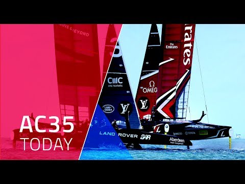 AC35 Today: Final Day