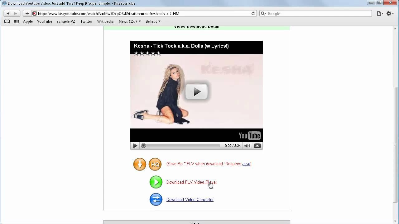 Quicktipp kissyoutube youtube quicktipp kissyoutube ccuart Images