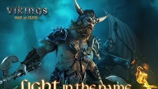 Vikings : War of Clans - (Gameplay) The first 10 minutes