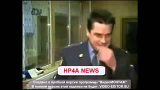 тупой начальник дает интервью! приколы политики