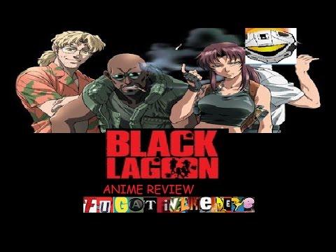 Black Lagoon Anime Review