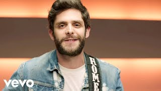 Watch Thomas Rhett Look What God Gave Her video