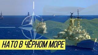 Путину 'привет': корабли НАТО во главе с Нидерландами войдут в Чёрное море