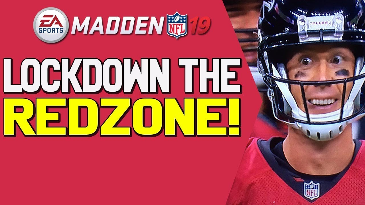 New Defense To Lockdown The Redzone!! Madden 19 Tips