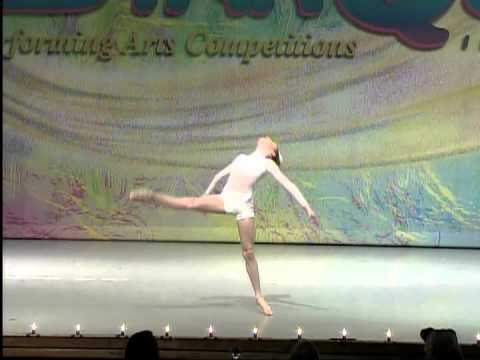 Brooklyn Slade Lyrical Solo Age 9 Imagine