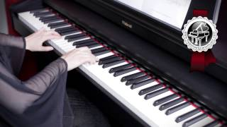 "BEETHOVEN - ""Ode to Joy"" from Symphony No.9 Easy Piano Version"