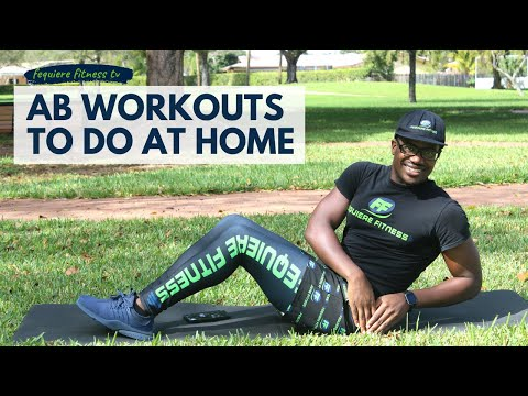 workouts-at-home-to-get-abs-in-2020- -ab-workouts-for-a-flat-stomach- -(fequiere-fitness-tv)