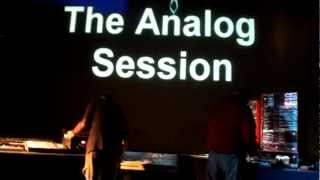 The Analog Session - N5 From Outer Space (live in San Gimignano 15-09-2012)
