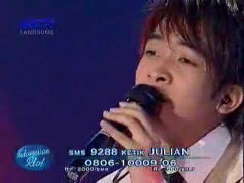 Indonesian Idol 4 : Julian (Dunia Tanpa LAgu) - Spekta 6
