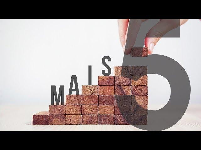 MAIS - 5 de 5 - Mais Entrega