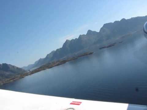 Svolvaer Norway Departure