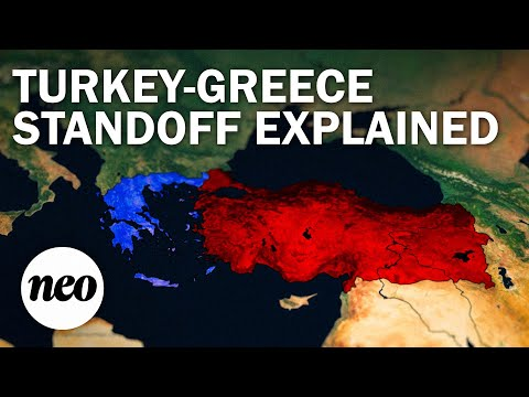 Turkey-Greece Standoff in the Mediterranean Explained