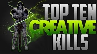 Dark Souls PvP - Top Ten Creative Builds (Week 16)