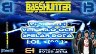Download BassHunter - Vi Sitter i Ventrilo Och Spelar DotA MP3 song and Music Video