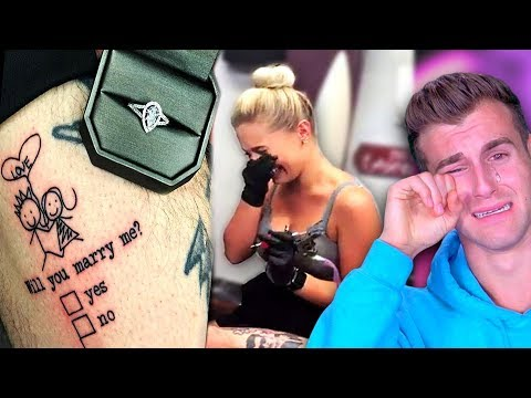Most Incredibly HEART TOUCHING Marriage Proposals (DON'T CRY)