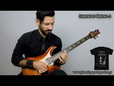 ╪Groovy Melodic Rock Improvisation  • Yiannis Papadopoulos╪