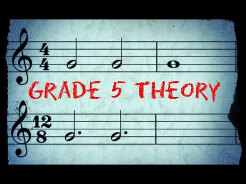 Rewrite a Rhythm in a New Time Signature (Grade 5 Music Theory ABRSM)