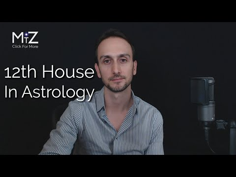 12th House in Astrology - Meaning Explained