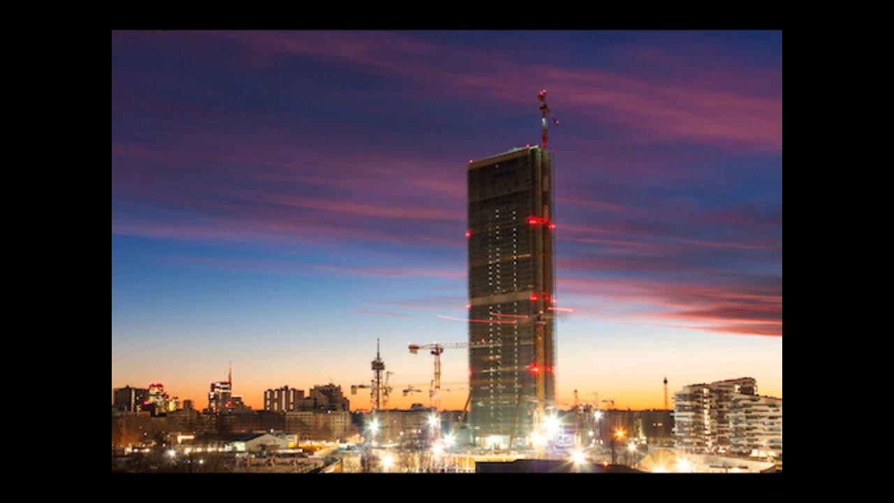 i grattacieli pi alti d 39 italia youtube