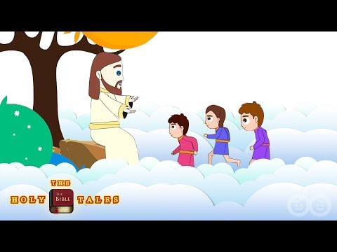 Let the Little Children Come I New Testament Stories I Animated Children's Bible Stories