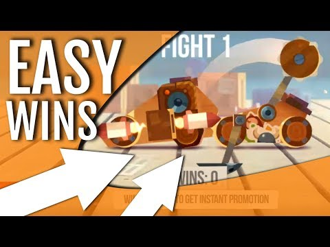 """EASY WINS!"" 