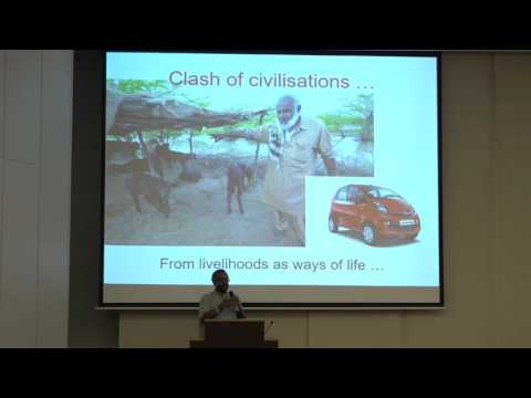 Ashish Kothari - Radical alternatives to Unsustainability and inequality