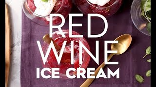 Red Wine Ice Cream | Eat This Now | Better Homes & Gardens