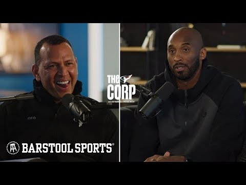 Kobe Bryant Tells Alex Rodriguez Why Shaq Was The Reason His Consecutive 40 Point Streak Ended