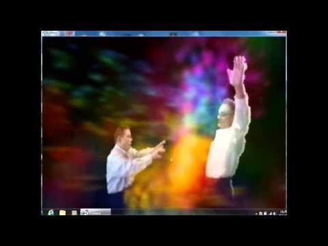 Dr. Hiraoka Video with Aura Camera at Guy Coggins studio