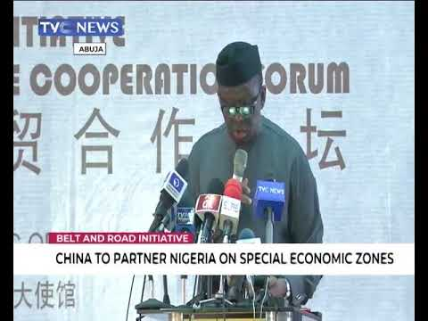 China to partner Nigeria on special economic zones