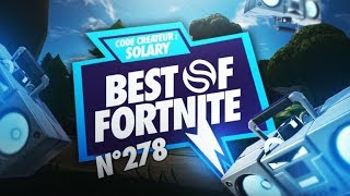 BEST OF SOLARY FORTNITE #278 ► UN JOUEUR INVISIBLE ??