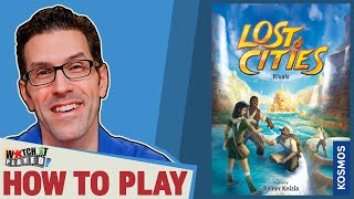 Lost Cities: Rivals - How To Play