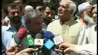 Funny Ghulam Bilour in urdu & pashto.3gp