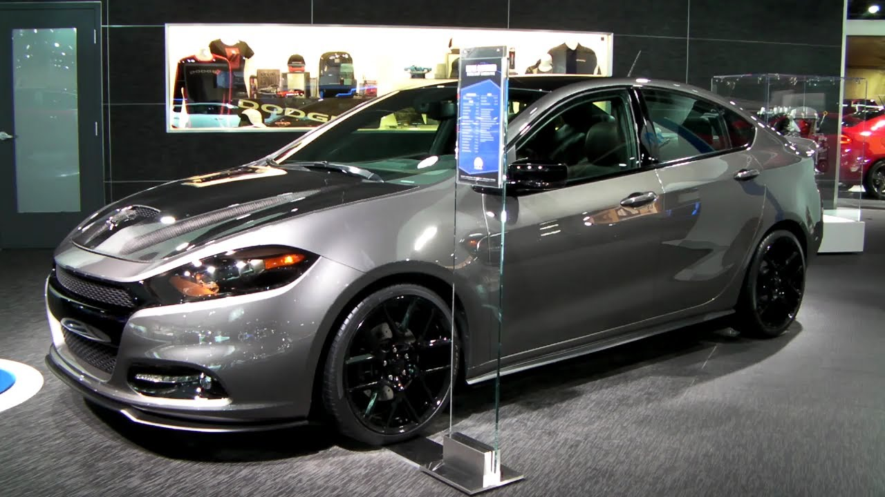 2013 Dodge Dart Carbon Fire Edition Youtube