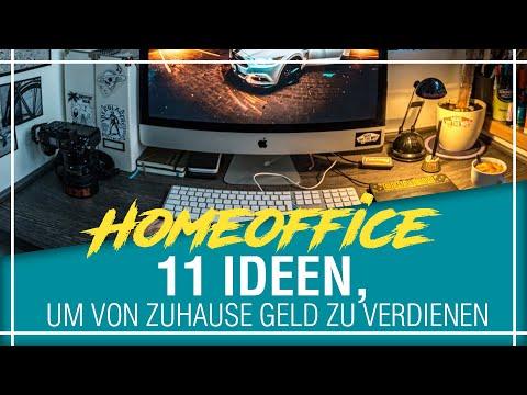 Homeoffice: 11 Ideen, Zuhause Geld Verdienen | Milou PD Heimarbeit