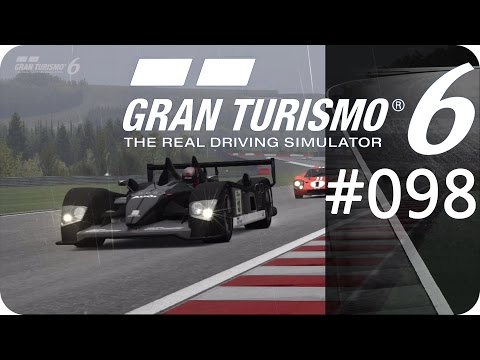Gran Turismo 6 #098 - 24 Minuten-Challenge Spa Francorchamps | Let´s Play Gran Turismo 6