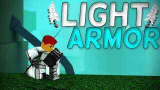 Light Armor In Rogue lineage - Roblox rogue lineage Light Armor skill (S2 Episode 5)