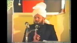 Words of Hazrat Mirza Tahir Ahmad (Khalifa Rabeh) about Zia