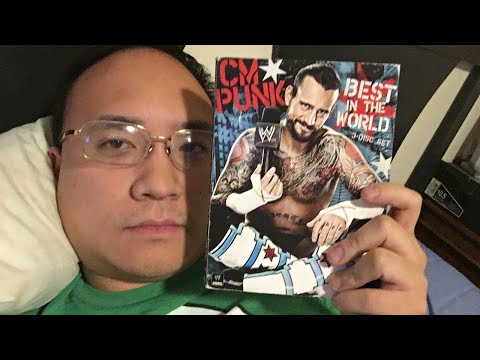 WWE CM Punk: Best in the World DVD - Live Reaction