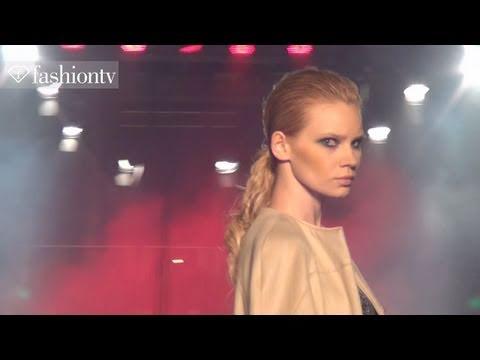 Maciej Zien Fall 2011 Runway Show @ Soho Factory, Warsaw | FashionTV - FTV.com