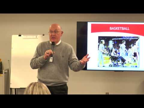 Unified Sports Basketball Coaching Workshop