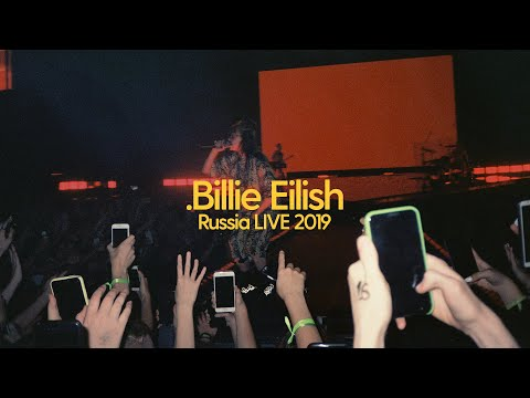 Billie Eilish In St Petersburg, Russia LIVE 2019 ALL SONGS (compiliation)
