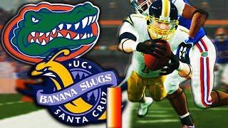 HARDEST GAME I'VE EVER PLAYED VS. #18 FLORIDA   NCAA 14 Banana Slugs Dynasty Ep. 46