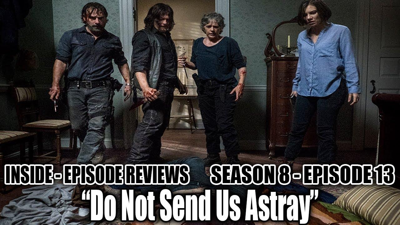 The Walking Dead Sender