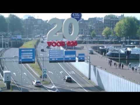 Goedkoop parkeren Amsterdam centrum