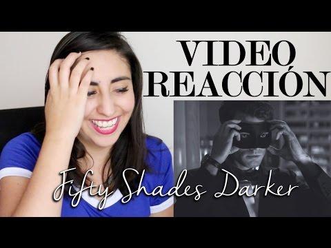Video Reacción / Fifty Shades Darker Trailer | LuzDepp