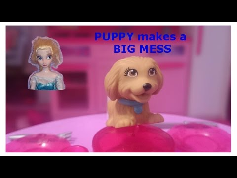 frozen-elsa's-puppy-makes-a-huge-mess!-playtime-today