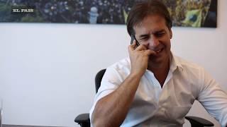 Primera entrevista de Luis Lacalle Pou tras el triunfo en las Elecciones en Uruguay | EL PAÍS