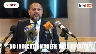 Gobind: There is no indication of job cuts for Bernama, RTM